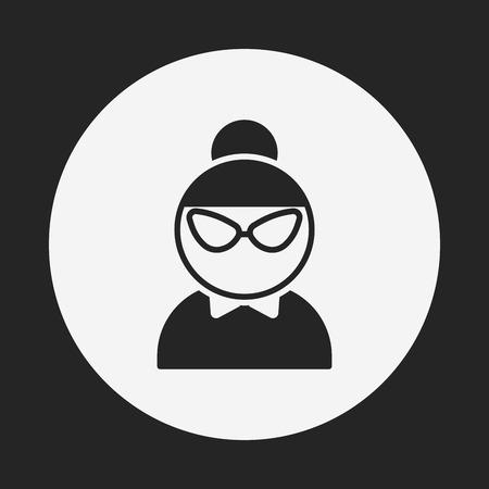 직업: Occupation icon 일러스트