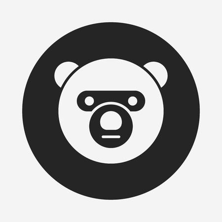 animal icon: animal icon Illustration