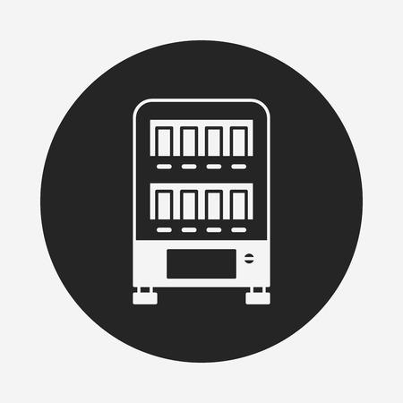 Automaat icoon Stock Illustratie