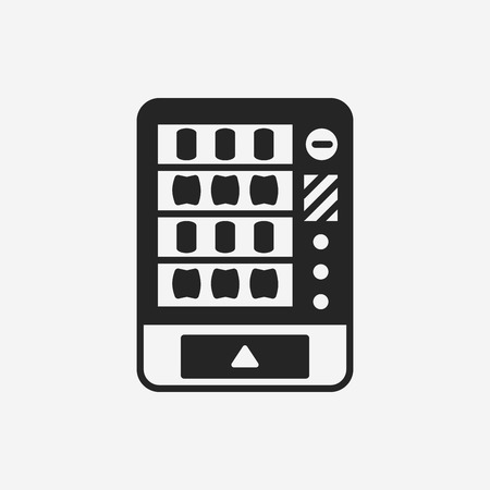 automatic machine: vending machine icon