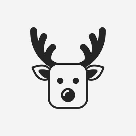 animal: animal icon Stock Illustratie