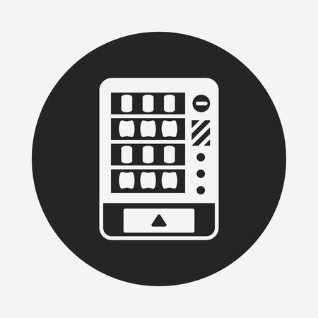 distribution automatique: vending machine icon