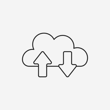 converting: transfer line icon