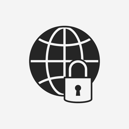 security icon Illustration