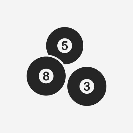 snooker rooms: Billiards icon