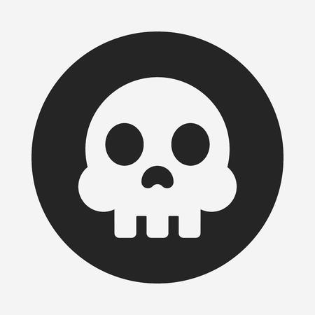 esqueleto: Icono Esqueleto