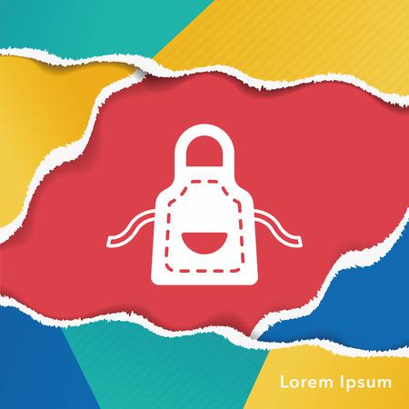 apron: apron icon