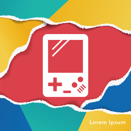 Handheld game consoles icon
