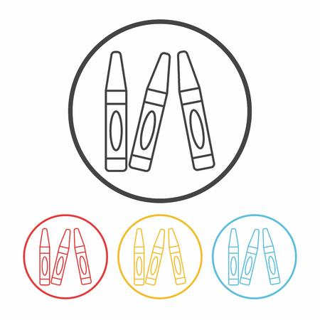 crayon: crayon icon