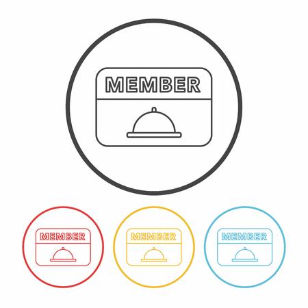member: member card icon