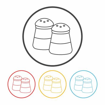 sauce bottle: sauce bottle line icon