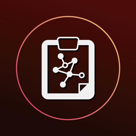 dna icon: DNA icon
