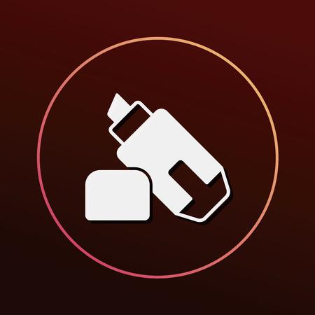 marker: marker icon