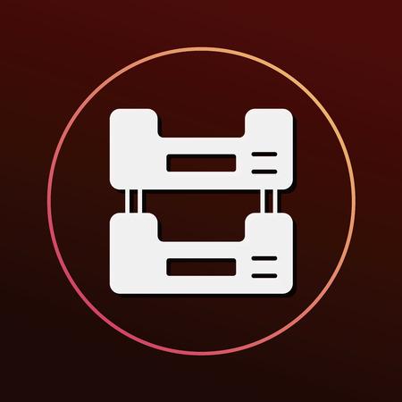 closet: file closet icon