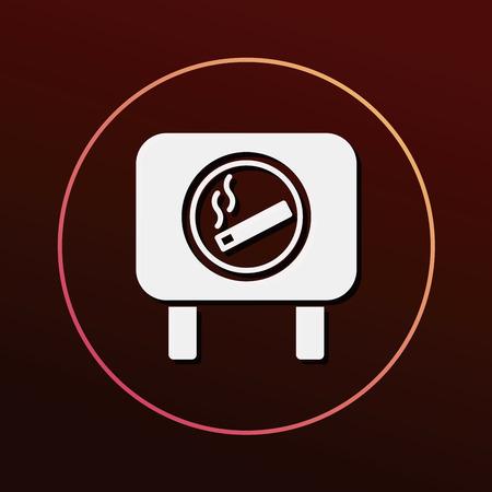 interdiction: smoke icon