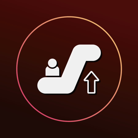 escalator: Escalator icon
