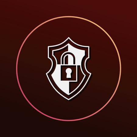 protection icon: Internet Protection icon