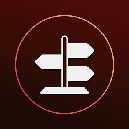roadsigns: roadsign icon