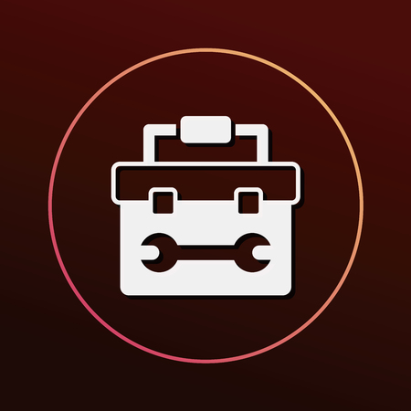 box set: tool box icon