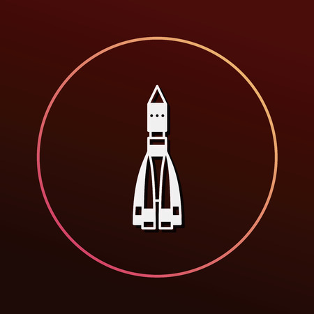 missile: Missile icon