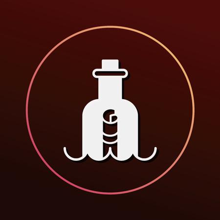 castaway: Message in a Bottle icon