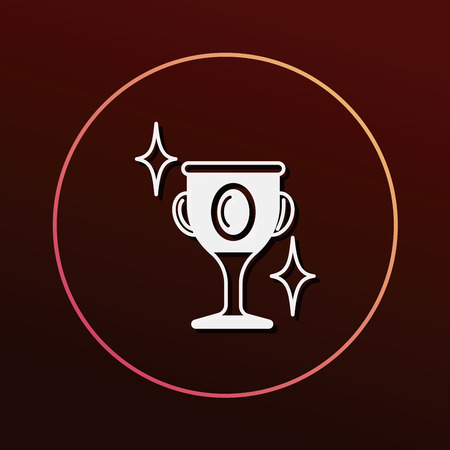 champ: Trophy icon