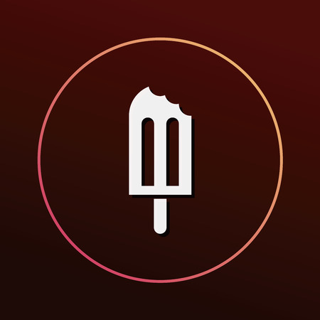 popsicle: Popsicle icon
