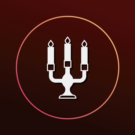 candlestick: Candlestick icon