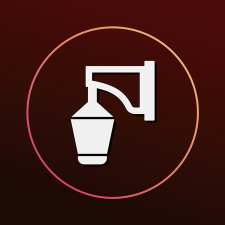 street light: street light icon