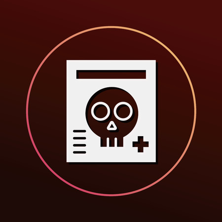 chest x ray: X-rays icon