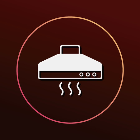 cooker: Cooker hoods icon