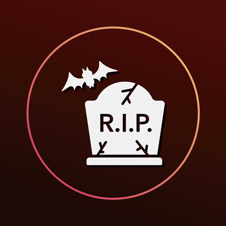 graves: halloween grave icon