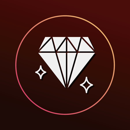 karat: diamond icon