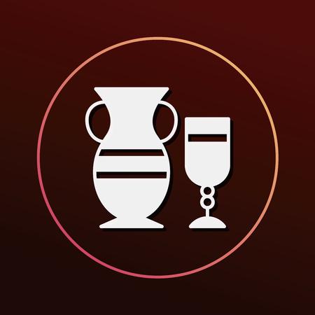 greek pot: icona di ceramica