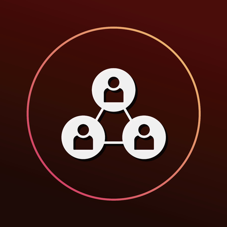 link icon: social link icon
