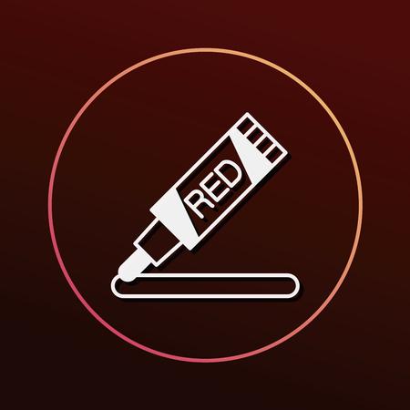 marcador: icono de marcador