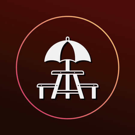seated: Camping Tables icon