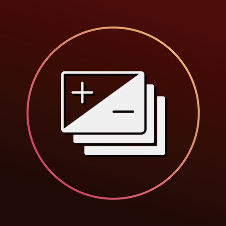 zoom: camera zoom mode icon