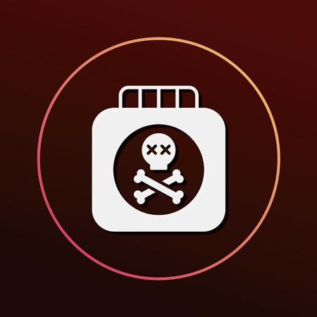 pesticide: Pesticide icon