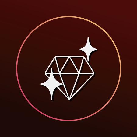 carats: diamond icon