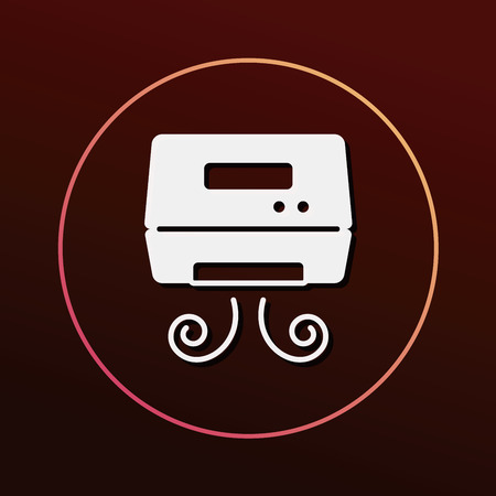 dryer: Hand dryer icon