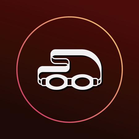 goggles: Goggles icon