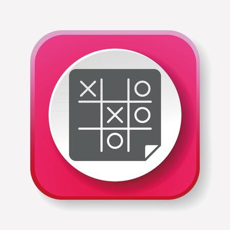 toe: Tic Tac Toe icon