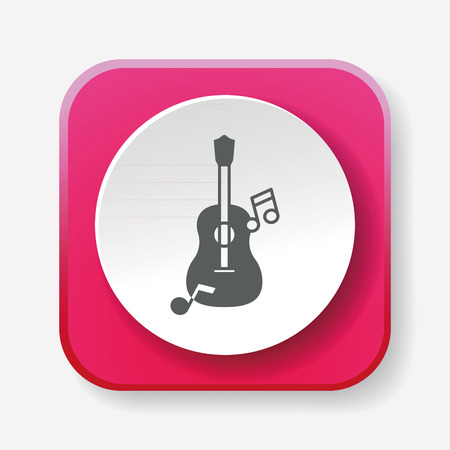 cello: Cello icon Illustration