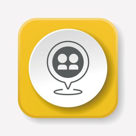 location icon: location icon