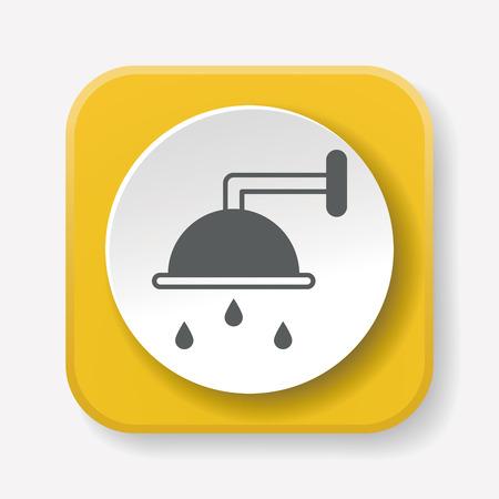 rinse: Showerheads icon
