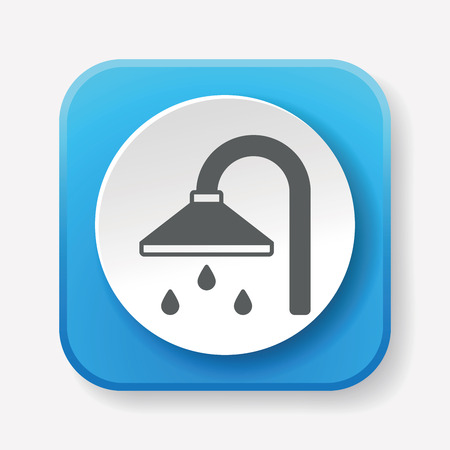 fixture: Shower heads icon
