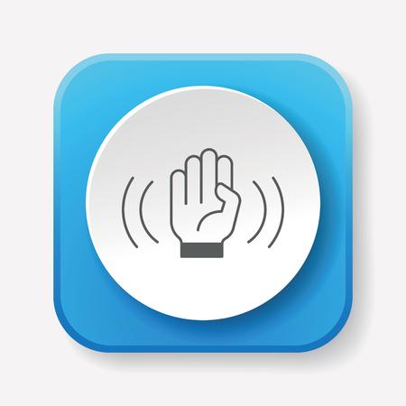 snaps: camera anti-shake mode icon