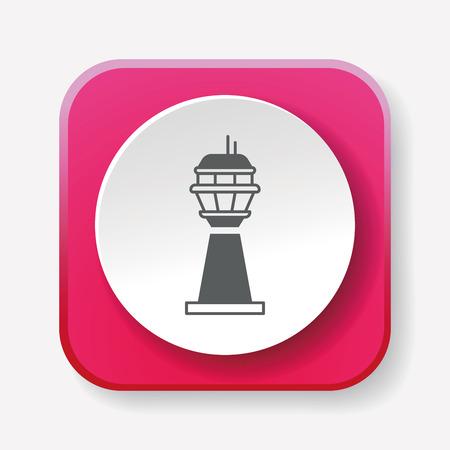 base: Base station icon Illustration