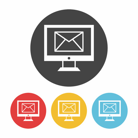 mail: office mail icon